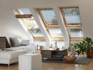 Мансардные окна – в чем основное преимущество?