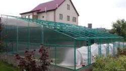 Использование поликарбоната в возведении дополнительных конструкций