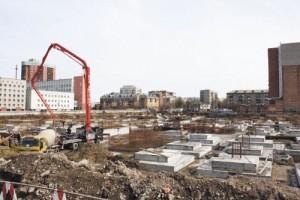 Основные правила оборудования строительной площадки