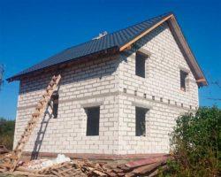 Сколько времени займет строительство дома?